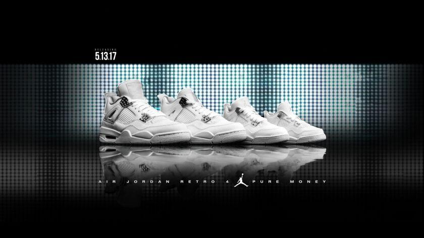 jordan-retro-4-pure-money-1