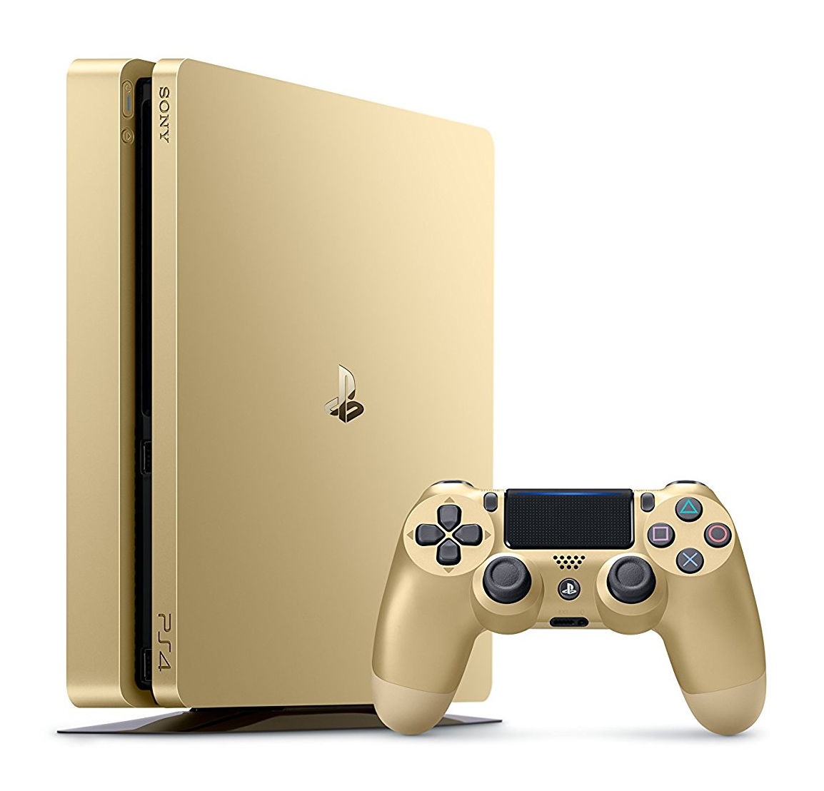 Sony Playstation 4 Slim 1TB Limited Edition Gold Console [$270] [Back in Stock]