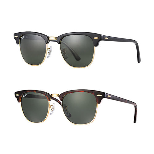 Ray-Ban RB3016 Clubmaster Sunglasses for $73