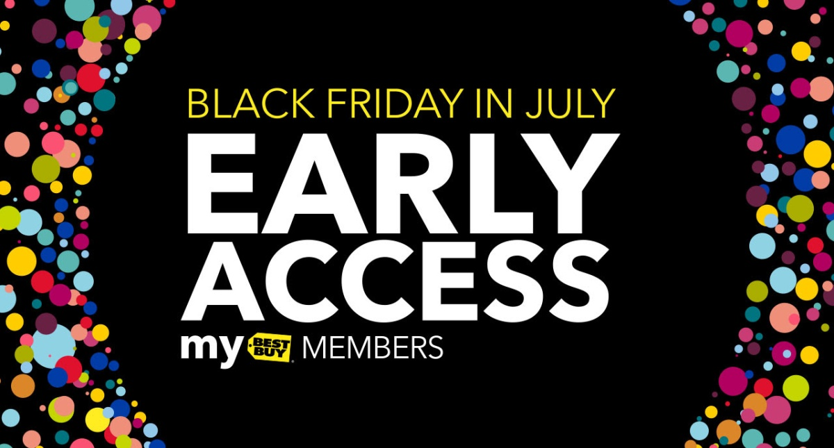 Shop Early Black Friday Savings at Best Buy